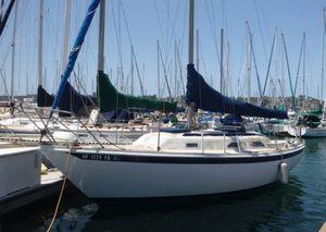 27 ft Ericson Sailboat for Sale in Wilmington, CA
