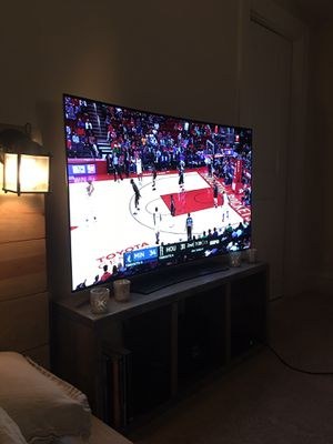 LG Electronics OLED55C6P Curved 55-Inch 4K Ultra HD Smart OLED TV (2016 Model) for Sale in Washington, DC