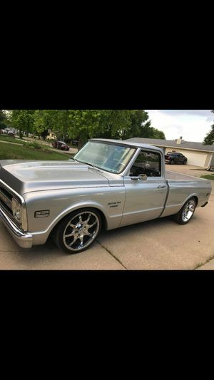1970 chevy c10 short box big block 454 motor for Sale in Sioux City, IA