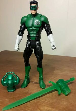 Kyle Rainer Green Lantern Action figure dc comics toy for Sale in Smyrna, GA