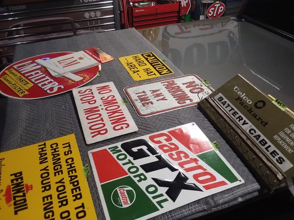 Collectable Signs