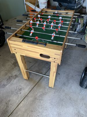 Foosball table for Sale in Buffalo, NY
