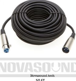 50 FT XLR Cables - Audio, Sound, Music, Mics, for Sale in Hollywood,  FL
