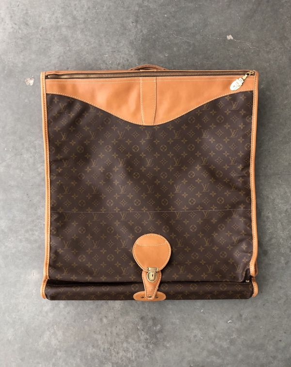 Louis Vuitton Vintage Garment Bag