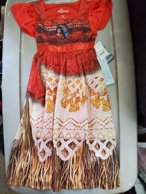 Moana nightgown dress for Sale in Ontario, CA