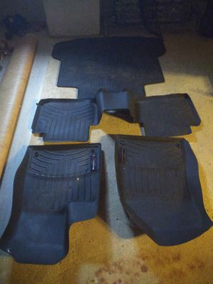 WEATHER TECH FLOOR MATS for Sale in Baltimore, MD