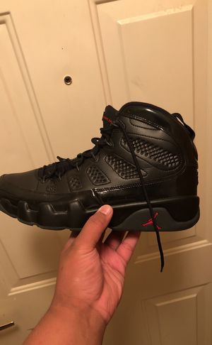 208a2870f62 Jordan retro 9 bred size 12 for Sale in Spokane