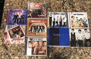 CDs $1 each. *NSYNC, Backstreet Boys, Jump5, One Direction, Jonas Brothers for Sale in Smyrna, TN