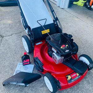 New condition toro lawnmower self propelled. Only used 4 times. Works like new. Firm price. for Sale in Duluth, GA