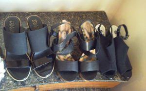 Women shoes size 7, 8 . women clothes. Handbags Good price let me know for Sale in Dunellen, NJ