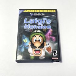 Luigi's Mansion for Nintendo Gamecube for Sale in Inglewood,  CA