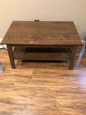 Coffee table for Sale in Santa Clara, CA