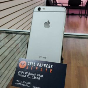 Iphone 6s Unlocked Like New Condition With 30 Days Warranty for Sale in Tampa, FL