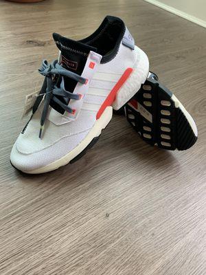Adidas Originals Men's POD-S3.1 Shoes NEW AUTHENTIC White/Black DB2928 size 11 for Sale in Dallas, TX