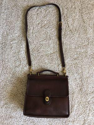 Vintage Coach Willis Bag for Sale in Mukilteo, WA
