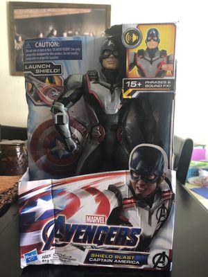Captain America Shield Blast for Sale in Norwalk, CA