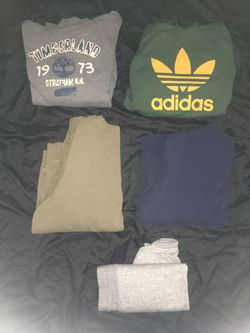 Polo Sweaters/Thermals, Adidas Hoodie, and more for Sale in Yukon,  OK