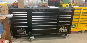 Mac tools toolbox for Sale in Haverhill, MA