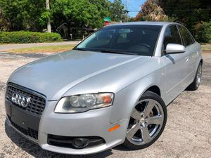 2008 AUDI A4 2.0T TURBOCHARGED/ LEATHER /LOW PAYMENTS $3998 DOWN for Sale in Tampa, FL