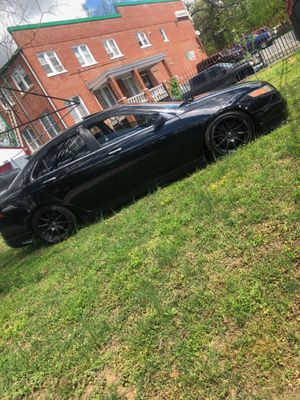 2004 Acura TSX for Sale in Mount Rainier, MD