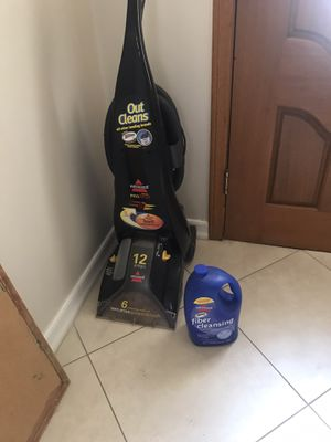 Bissell PROheat Carpet Steamer for Sale in Newport Beach, CA