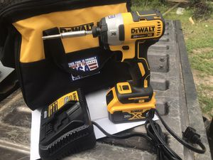 DeWalt impact drill for Sale in Charlotte, NC