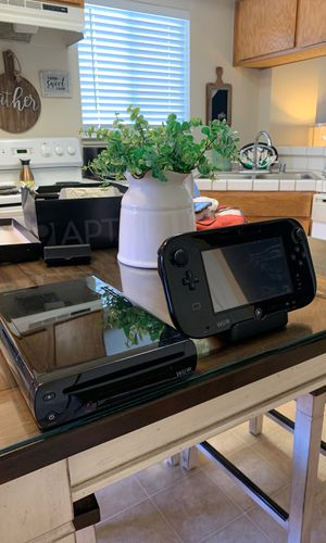 Nintendo Wii U for Sale in Turlock, CA
