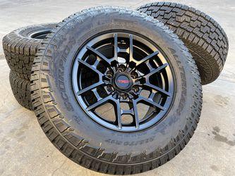 Toyota Tacoma TRD PRO Rims 6x5.5 Pirelli Tires 4Runner Sequoia Tundra Wheels for Sale in Rio Linda,  CA