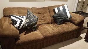 Sofa & Love Seat for Sale in Salt Lake City, UT