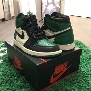 Nike Air Jordan 1 Retro High Pine Green | Size 11 | Used | 9.3 / 10 for Sale in Dallas, TX