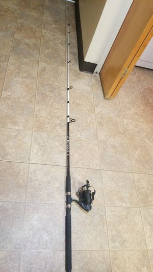 Shakespeare Tiger fishing pole for Sale in Fresno, CA