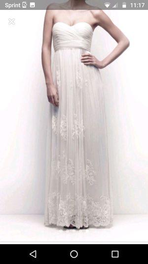 BHLDN Luella wedding dress for Sale in Georgetown, TX