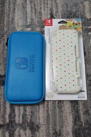 Nintendo Switch Lite Case Bundle for Sale in Falls Church, VA