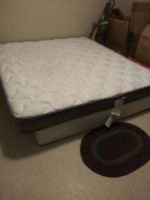 King camper mattress for Sale in Benson, NC