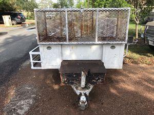 6x12 custom made trailer for Sale in Austin, TX