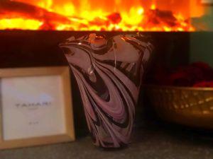 Murano Glass Vase for Sale in Boston, MA