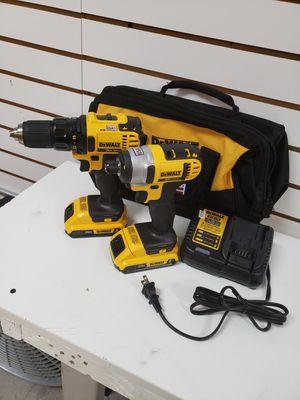 Dewalt 20v max drill and impct kit for Sale in Alpharetta, GA