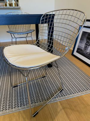 Metal dining chairs (set of 4) for Sale in Washington, DC