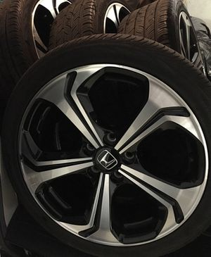"""Selling 2015 Civic Si wheels 18"""" for Sale in Vienna, VA"""
