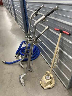 Carpet cleaning wands package $175 for Sale in Las Vegas, NV