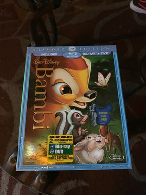 Bambi movie for Sale in Norco, CA