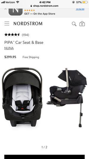 Nuna Pipa Infant Car Seat for Sale in Chatsworth, GA