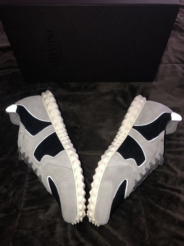 (WITH RECEIPT 100% AUTHENTIC) Valentino Sneakers Mens Size 11 EU 44