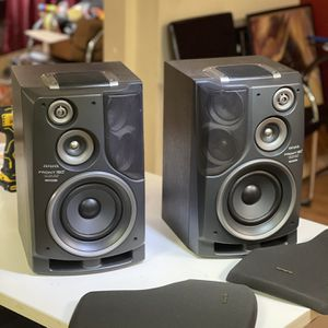 Aiwa Speakers for Sale in Rialto, CA