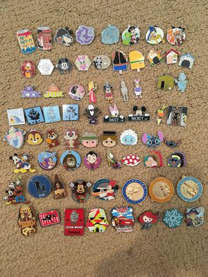 Disney trading pins for Sale in Anaheim, CA