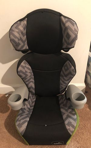 Brand new car seat! Evenflo High Back Booster for Sale in Silver Spring, MD