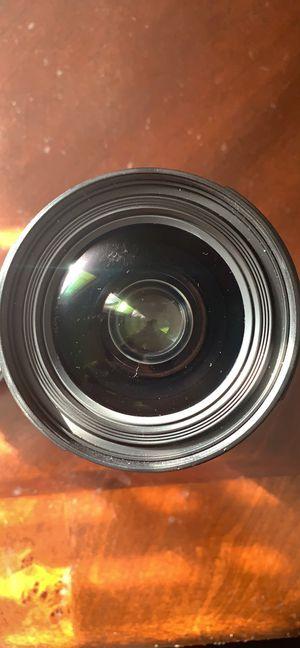 Sigma lens 18-35mm f1.8 and Sigma MC-11 EF-E plus accesories for Sale in Waynesboro, VA