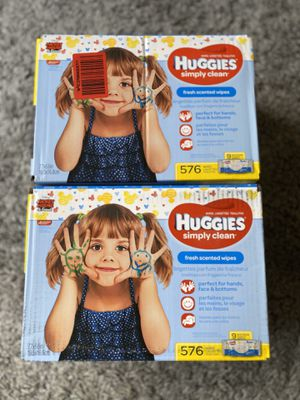 Huggies wipes for Sale in Alhambra, CA
