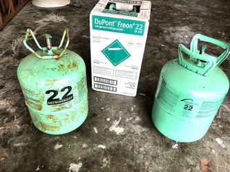 Freon R22 - 50 lbs for Sale in Dallas,  TX