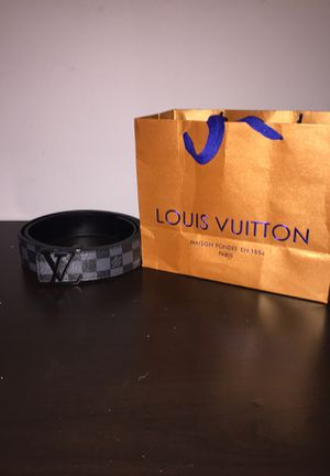 Louis Vuitton Belt size 46 for Sale in Florissant, MO